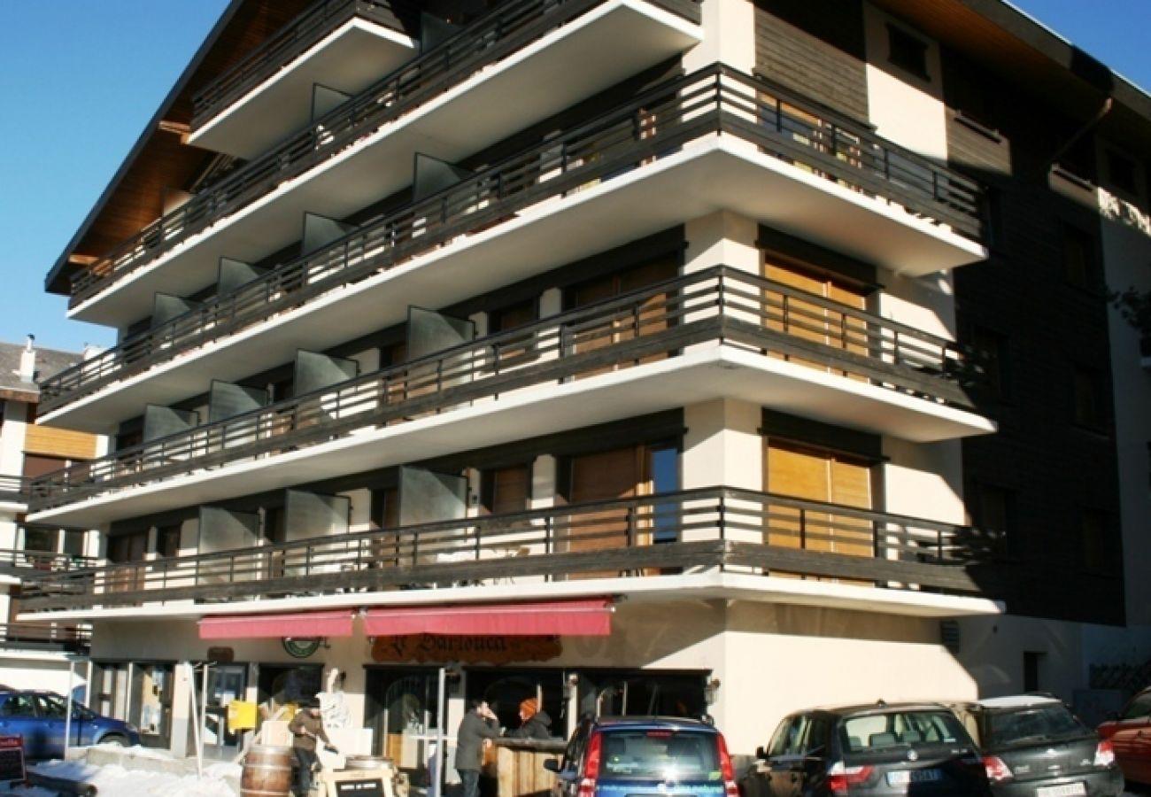 Ferienwohnung in Veysonnaz - Remointze B 027 - CENTER apartment 4 pers