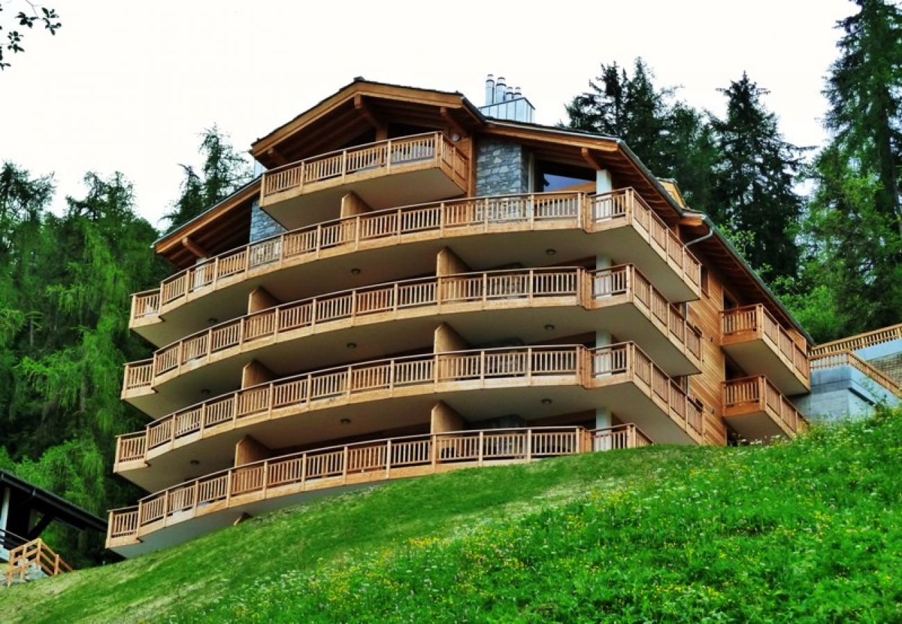 Ferienwohnung in Veysonnaz - Ski Paradise SP 001 - MOUNTAIN apartment 6 pers