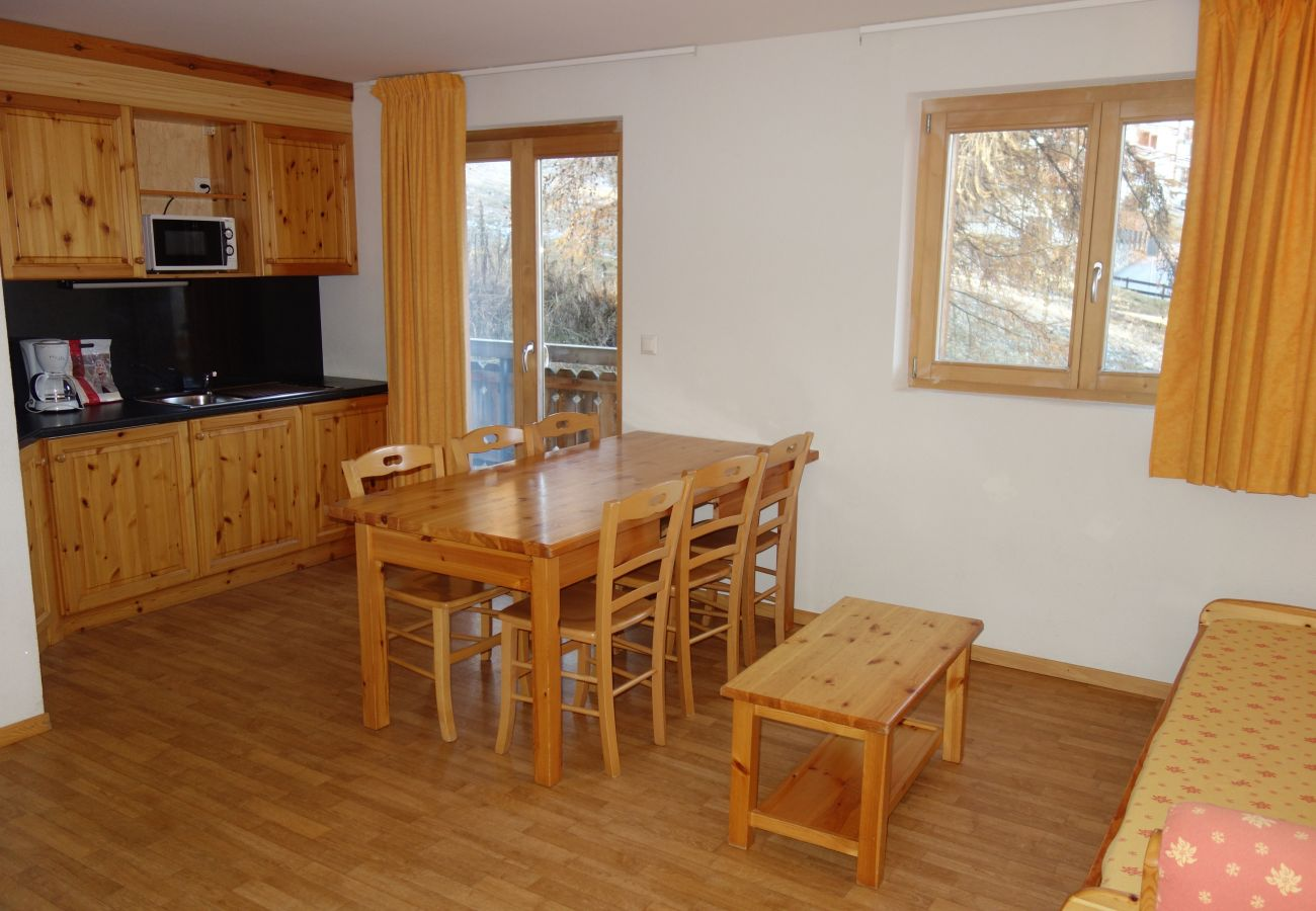 Ferienwohnung in Haute-Nendaz - Pracondu 2 206 - SKI IN & SUNNY apartment 6 pers