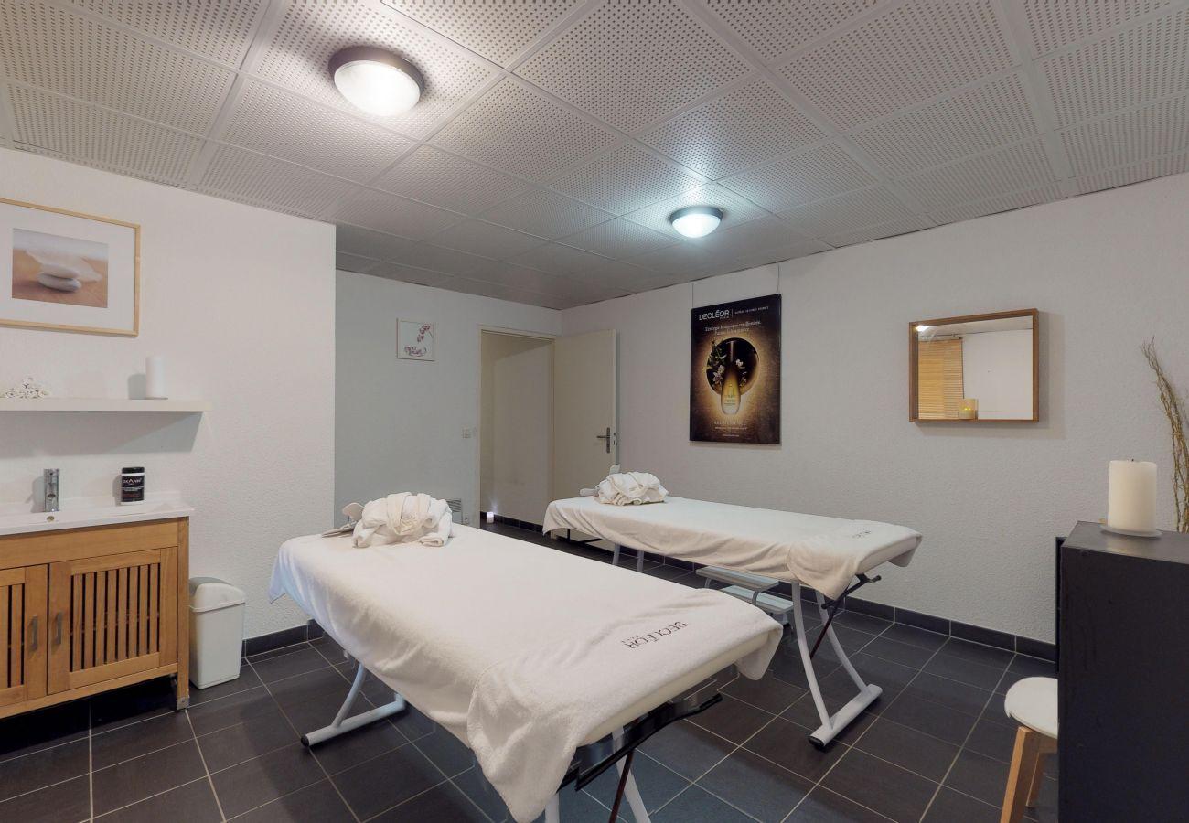 Massage kamer
