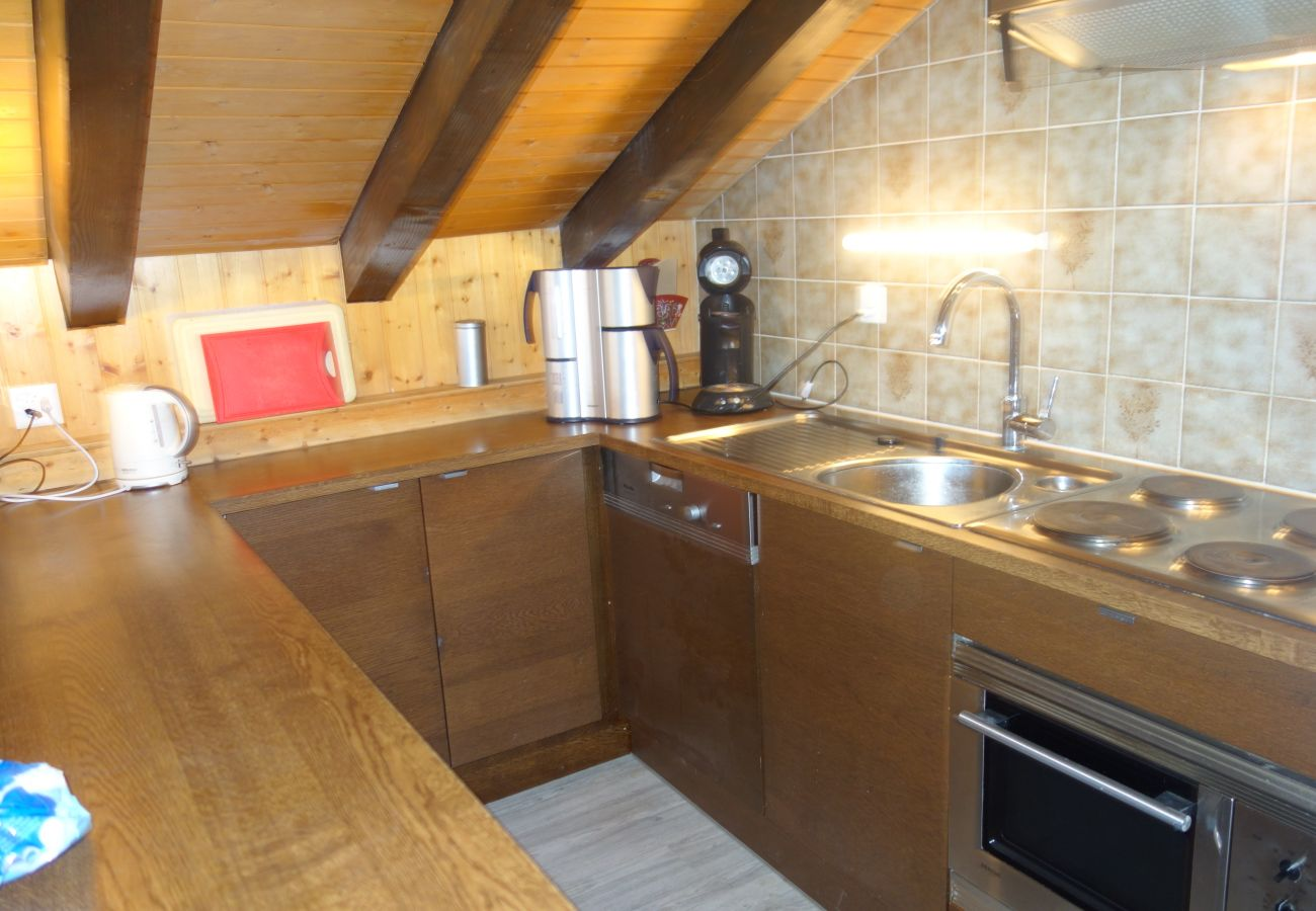 Appartement à Veysonnaz - Mélèzes K 040 - SKI & NATURE apartment 10 pers