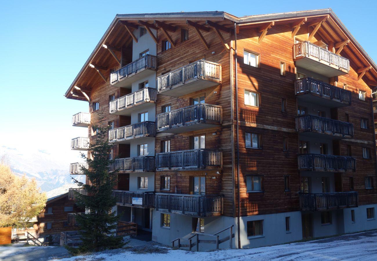 Appartement à Haute-Nendaz - Pracondu 2 206 - SKI IN & SUNNY apartment 6 pers