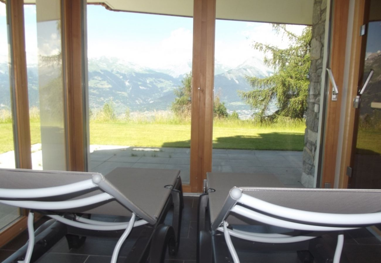 Apartment in Veysonnaz - Ski Paradise SP 012 - MOUNTAIN apartment 8 pers