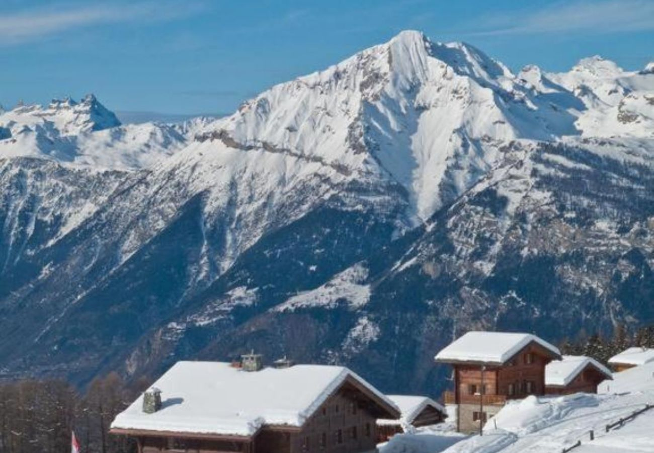 Apartment in Isérables - Des Alpes (004) - ON THE SLOPES apartment 16 pers