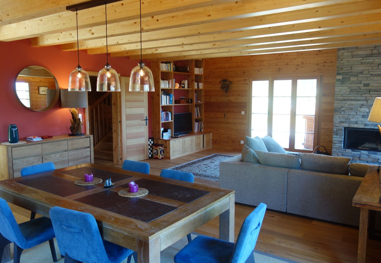 Chalet in Les Masses - Croix Noires FABULOUS & LUXURY chalet 11 pers