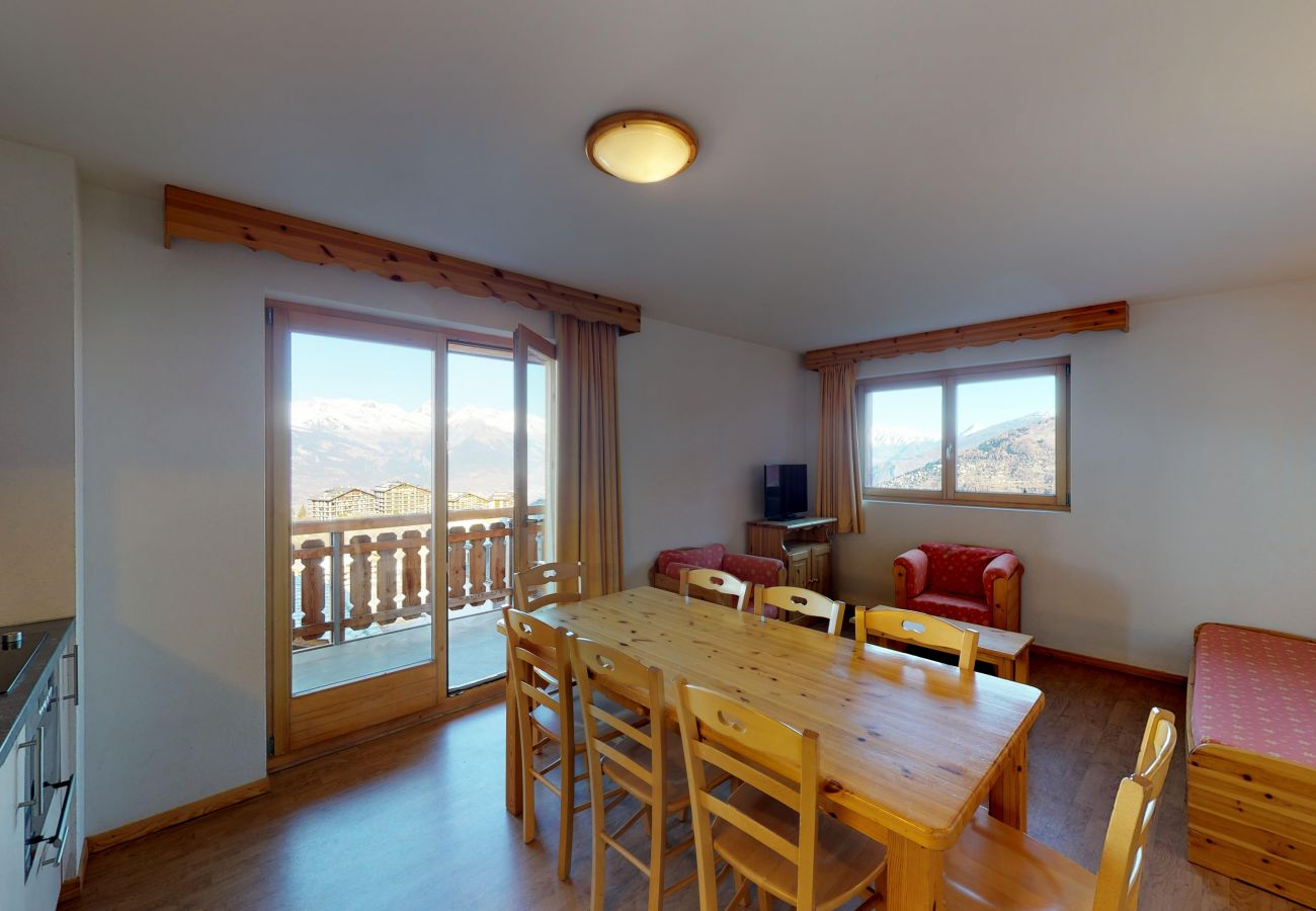 Apartment in Haute-Nendaz - Pracondu 1 001 - SKI IN & SUNNY apartment 8 pers