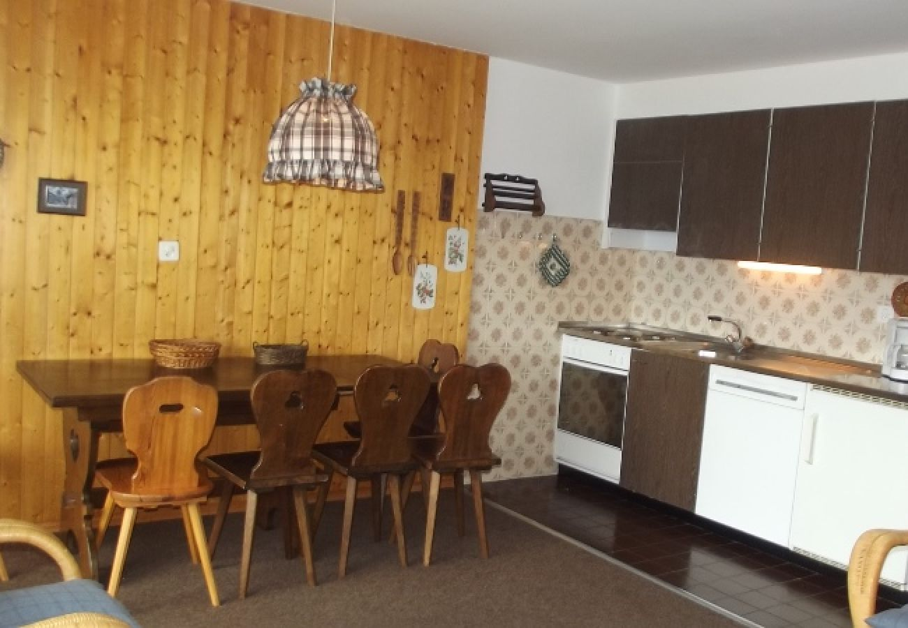 Apartment in Veysonnaz - Beaulieu F 024 -  CENTER apartment 4 pers