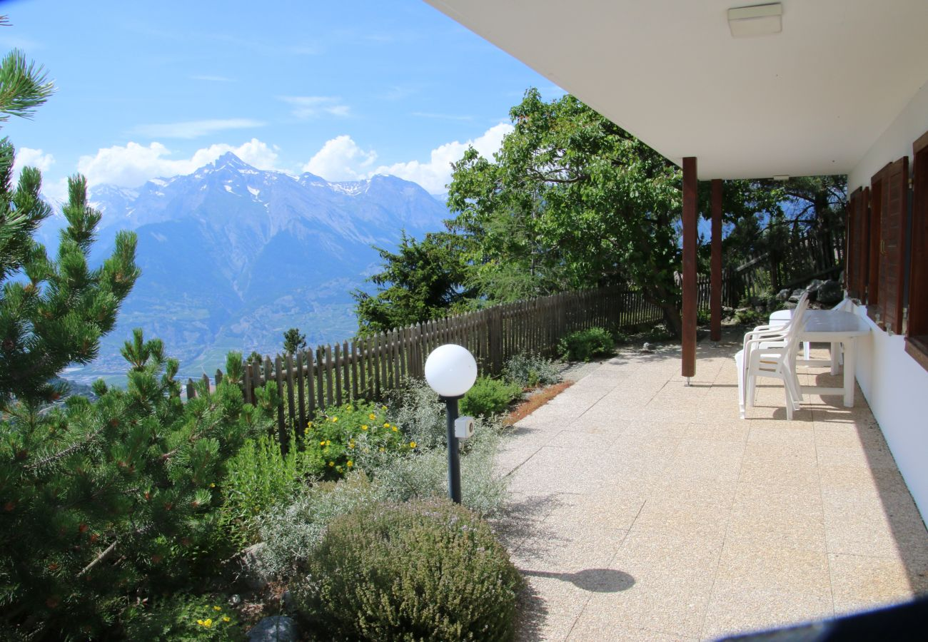 Chalet in Veysonnaz - Eanta SUNNY & MOUNTAIN chalet 10 pers