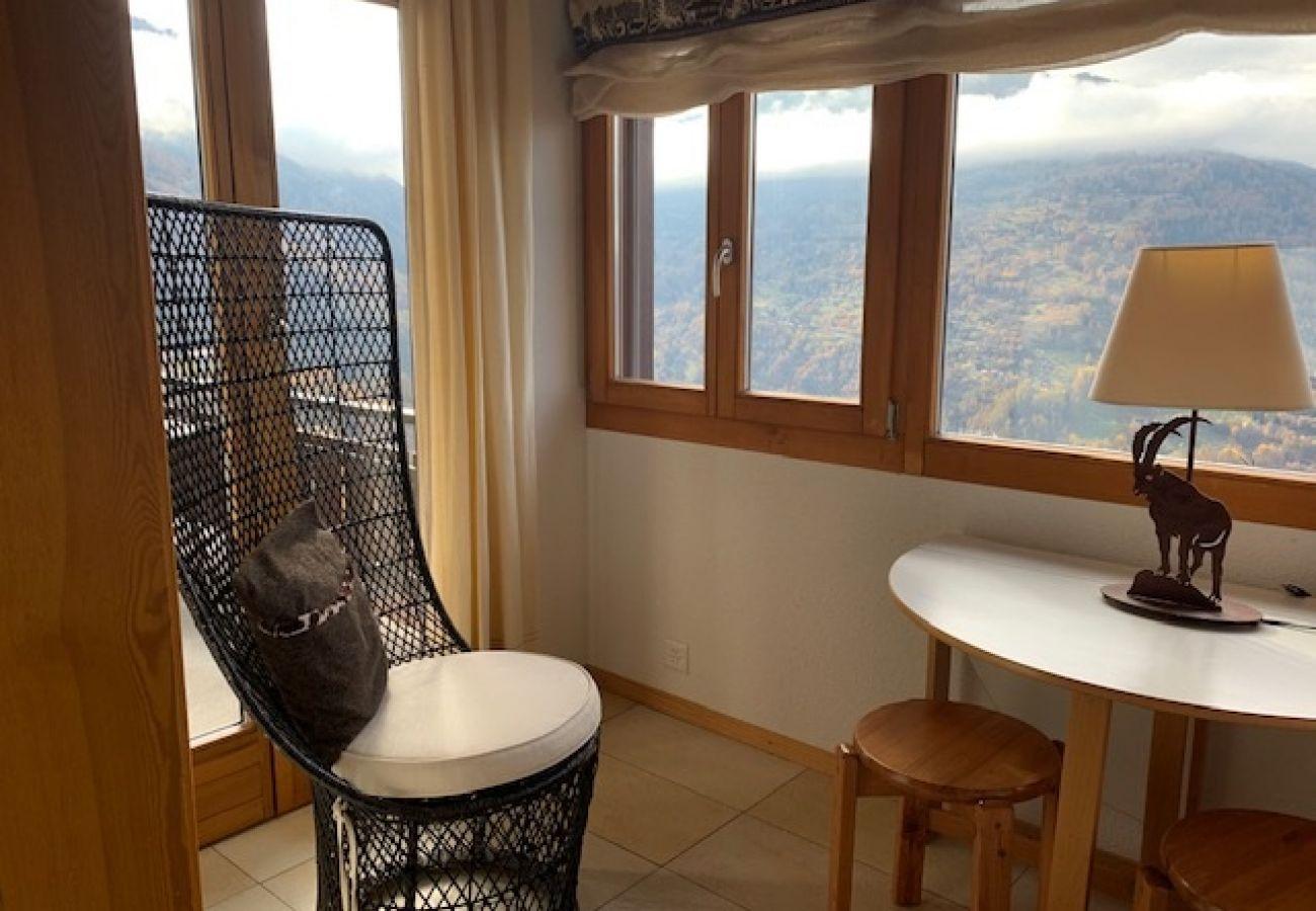 Chalet in Veysonnaz - Eanta SUNNY & MOUNTAIN chalet 10 pers