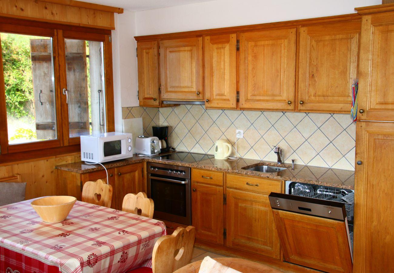 Apartment in Veysonnaz - Balcons du Soleil Y3 310 - QUIET apartment 6 pers