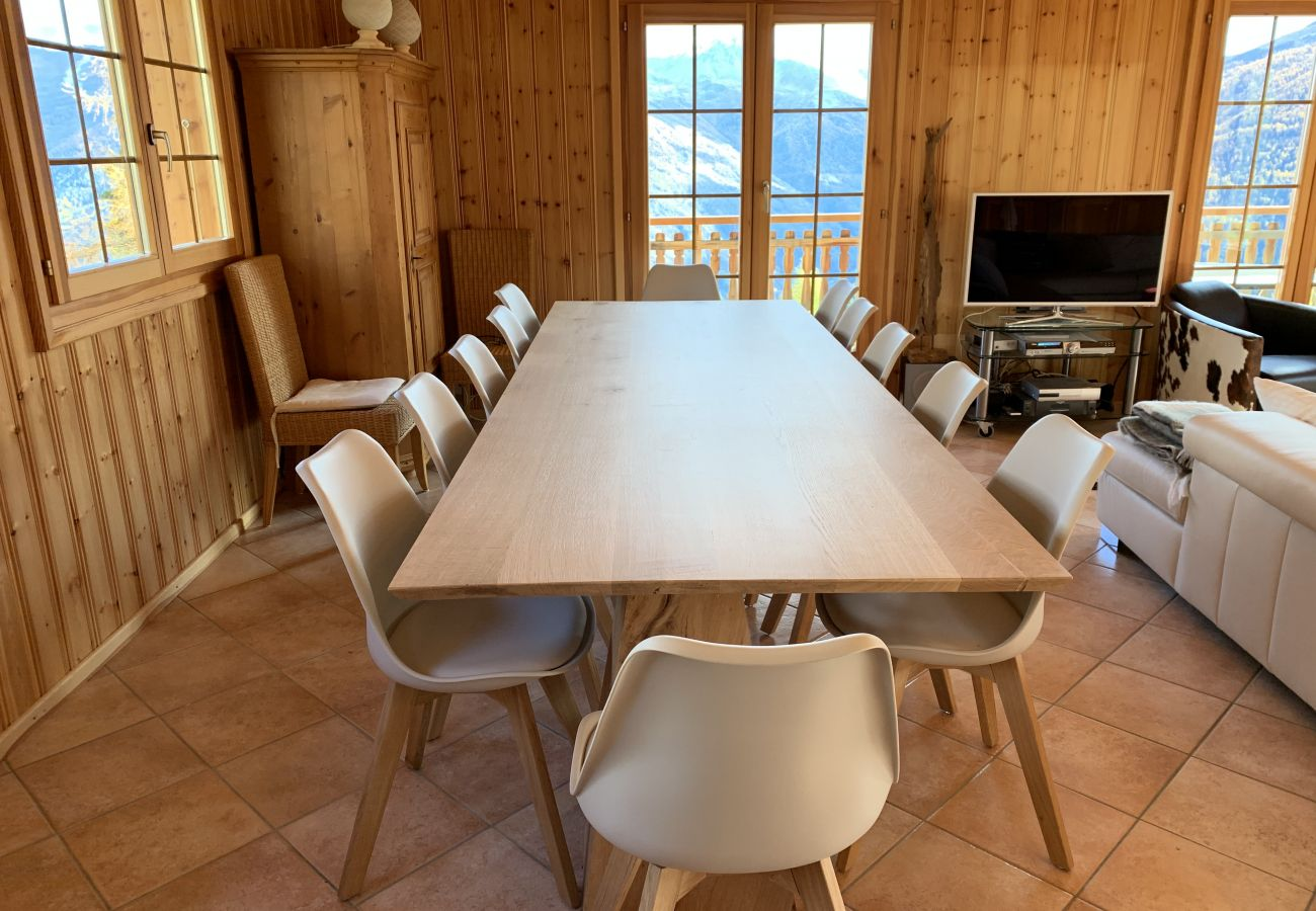 Chalet in Thyon-Les Collons - Narnia SKI IN & SKI OUT chalet 14 pers