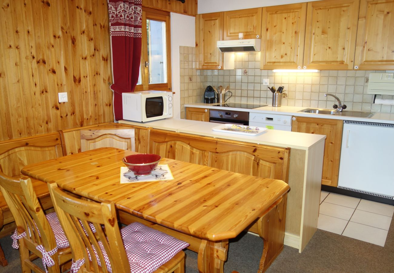 Apartment in Veysonnaz - Crêtes X1 010 - SUNNY apartment 8 pers