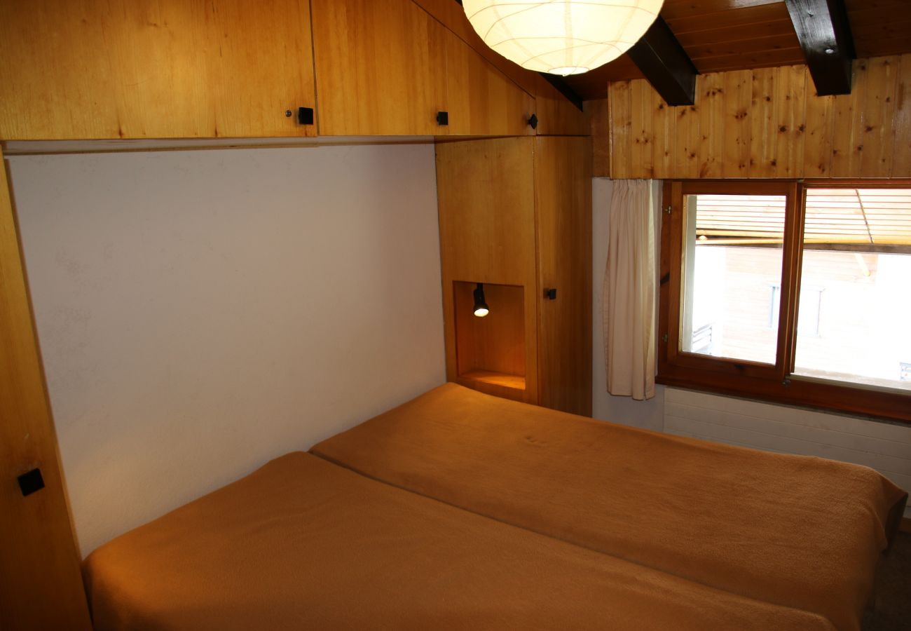Apartment in Veysonnaz - Diablerets D 048 - MOUNTAIN apartment 4 pers