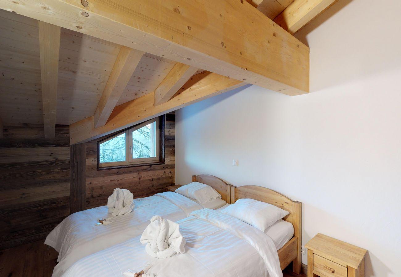 Apartment in Veysonnaz - Les Mayens MA 020 -  LUXURY apartment 14 pers