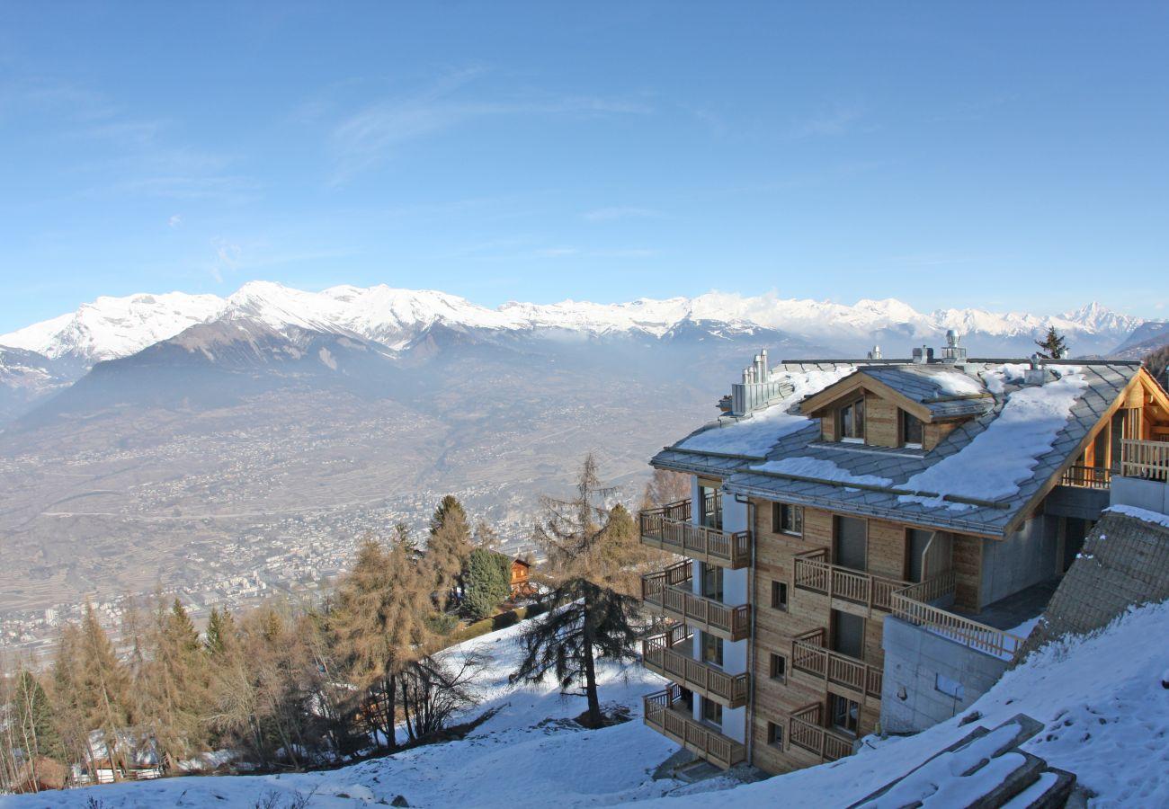 Apartment in Veysonnaz - Ski Paradise SP 001 - MOUNTAIN apartment 6 pers