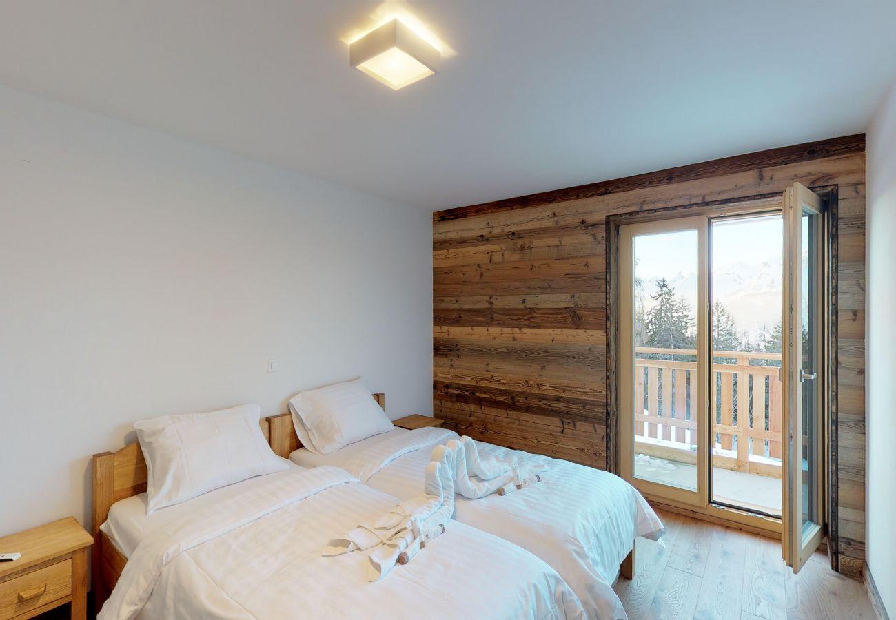 Apartment in Veysonnaz - Les Mayens MB 021 -  LUXURY apartment 18 pers