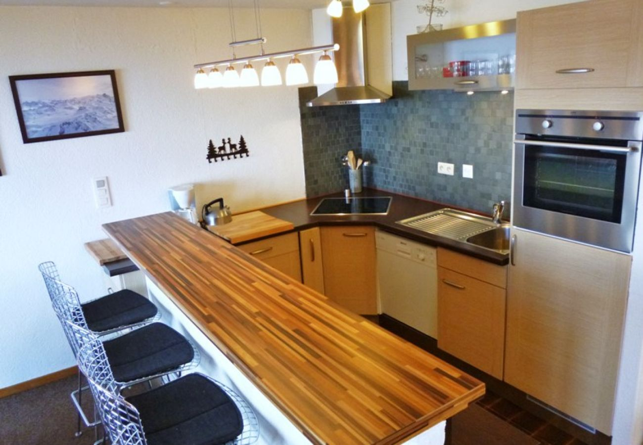 Apartment in Veysonnaz - Jasmins J 002 - COSY apartment 7 pers