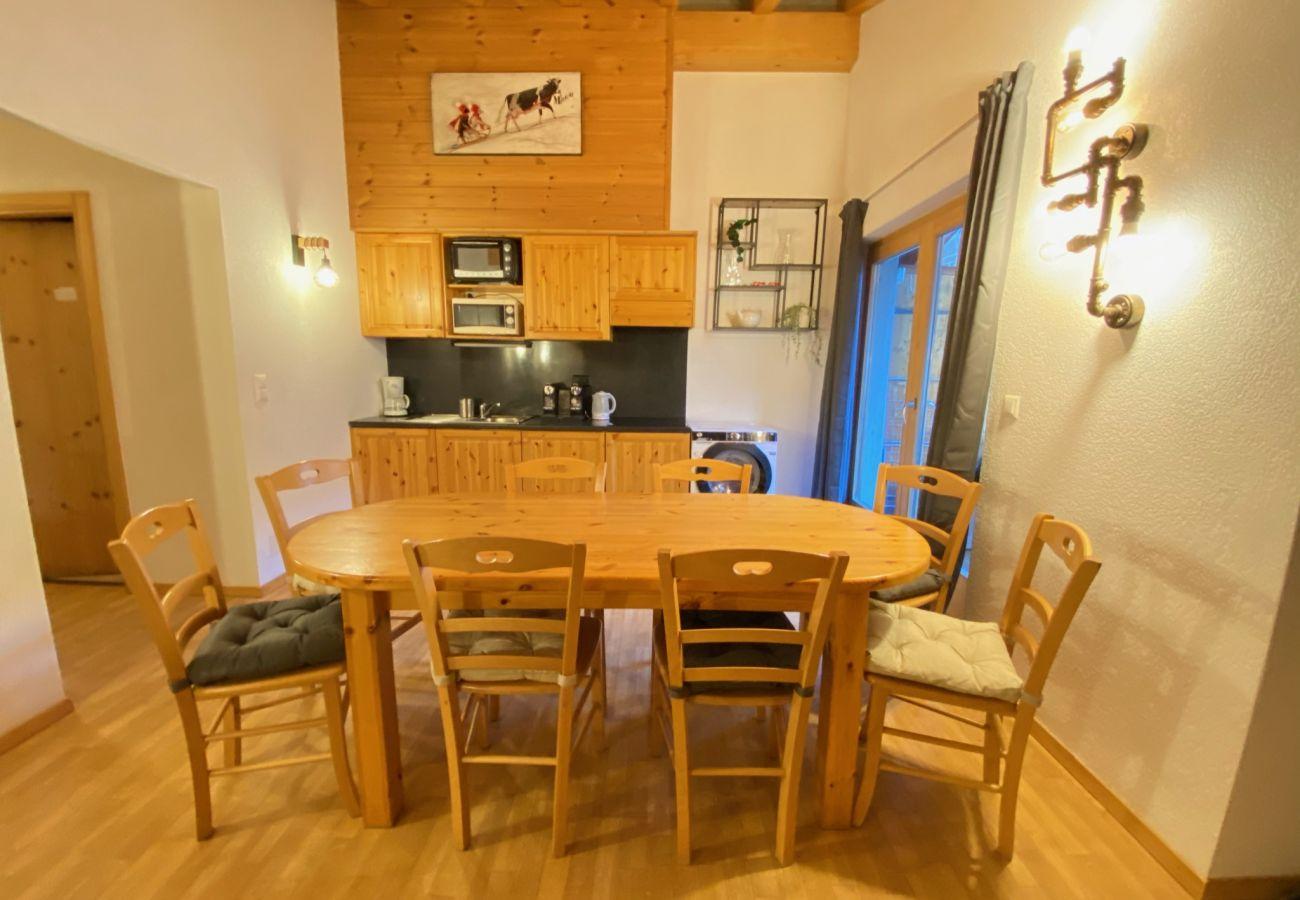 Apartment in Haute-Nendaz - Pracondu 2 503 - SKI IN & SUNNY apartment 8 pers