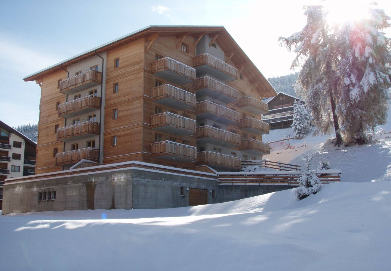 Apartment in Haute-Nendaz - Pracondu 1 107 - SKI IN & SUNNY apartment 6 pers
